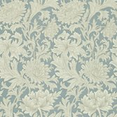 Morris & Co Chrysanthemum Toile