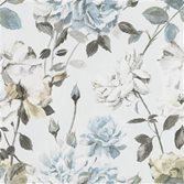 Designers Guild Couture Rose - Graphite