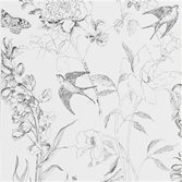 Designers Guild Sibylla Garden - Black and White