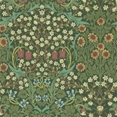 Morris & Co Blackthorn - Green