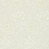 Morris & Co Chrysanthemum - Chalk