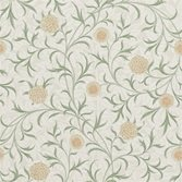 Morris & Co Scroll - Thyme/Pear