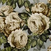 Designers Guild The Rose - Steel