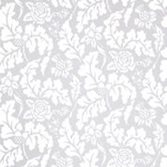 Osborne & little British Isles Damask - Pearl/Ivory
